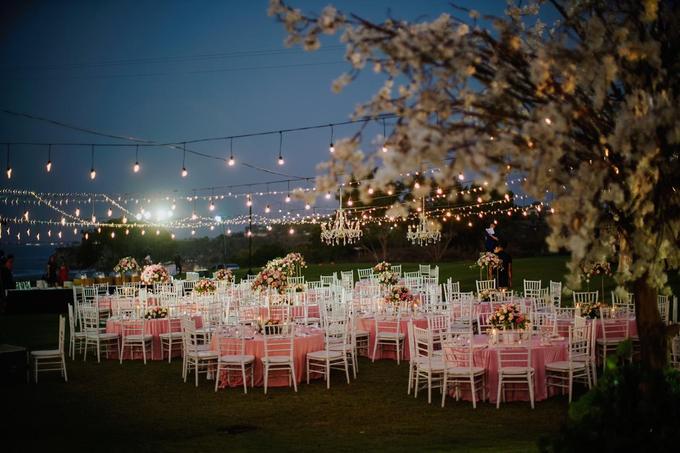 Romantic Glamorous Wedding by Cloris Decoration & Planner - 007