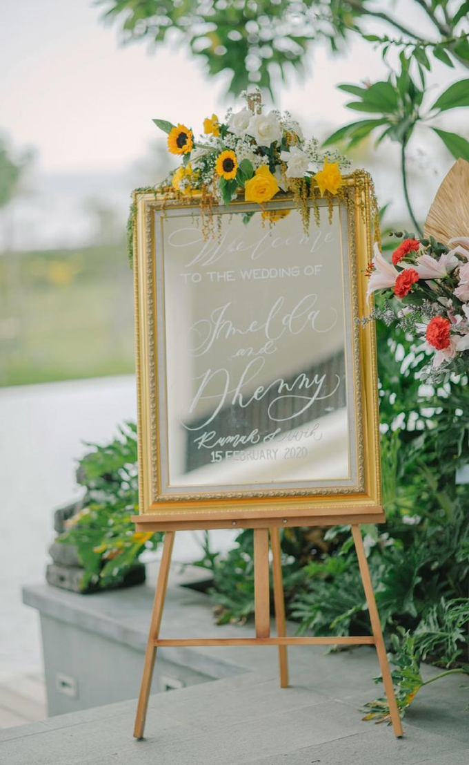 Imelda & Dhenny by Cloris Decoration & Planner - 025