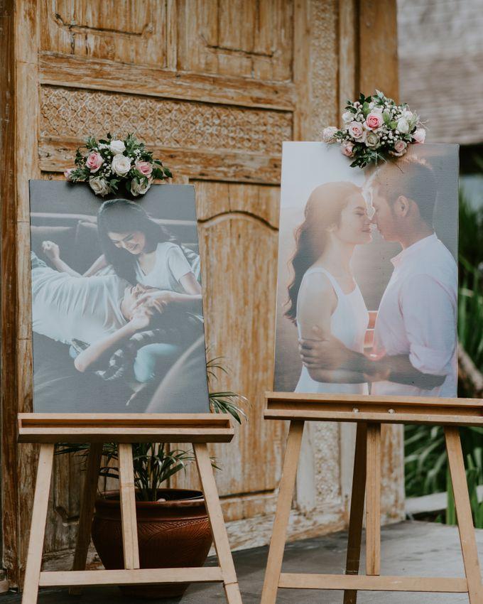 Clement & Leoni Cliff Side Wedding in Uluwatu by Khayangan Estate - 030
