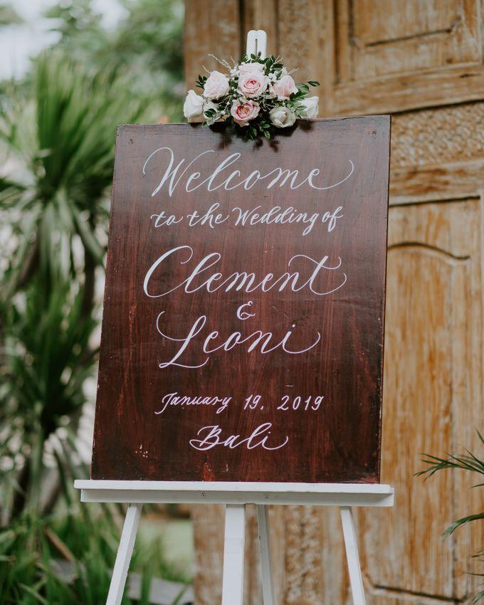 Clement & Leoni Cliff Side Wedding in Uluwatu by Khayangan Estate - 031