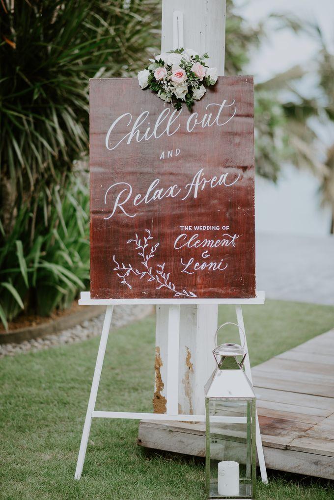 Clement & Leoni Cliff Side Wedding in Uluwatu by Khayangan Estate - 036