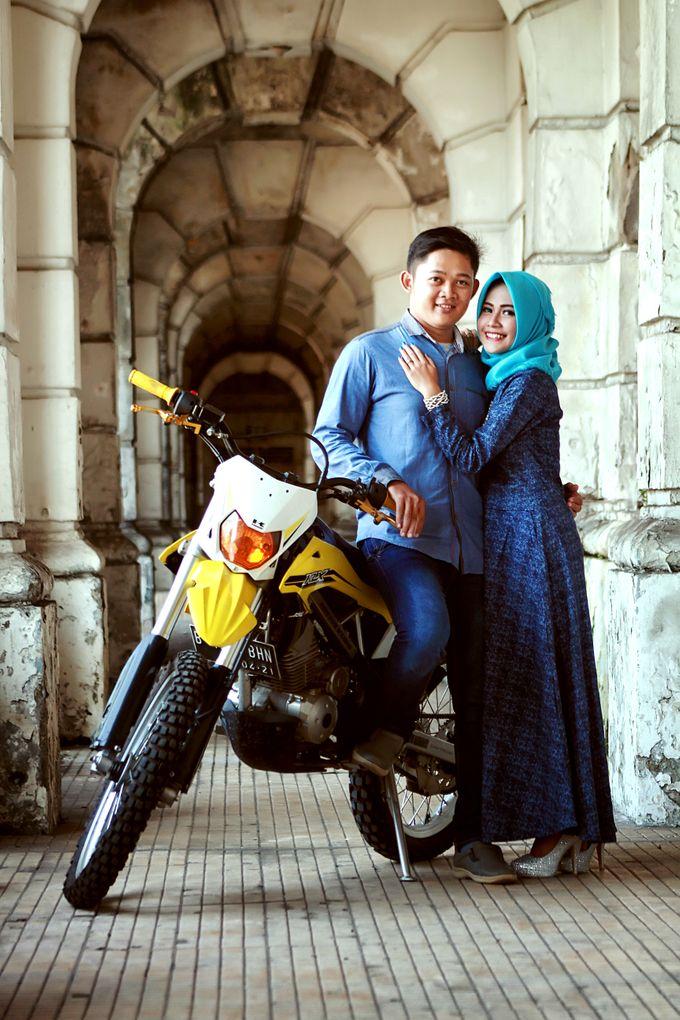 Cassual Prewedding Mahmud & Rubhie . by oneclick.photo - 005