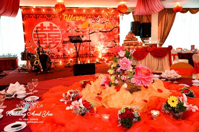 VIP Table Setting by Wedding And You - 007