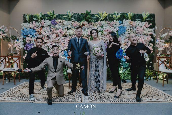 The Wedding of Fitri & Toni by newlyweds.wo - 003