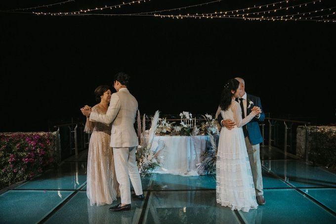 Chris & Calista Real Wedding at The Stone House by Tirtha by Tirtha Bali - 047