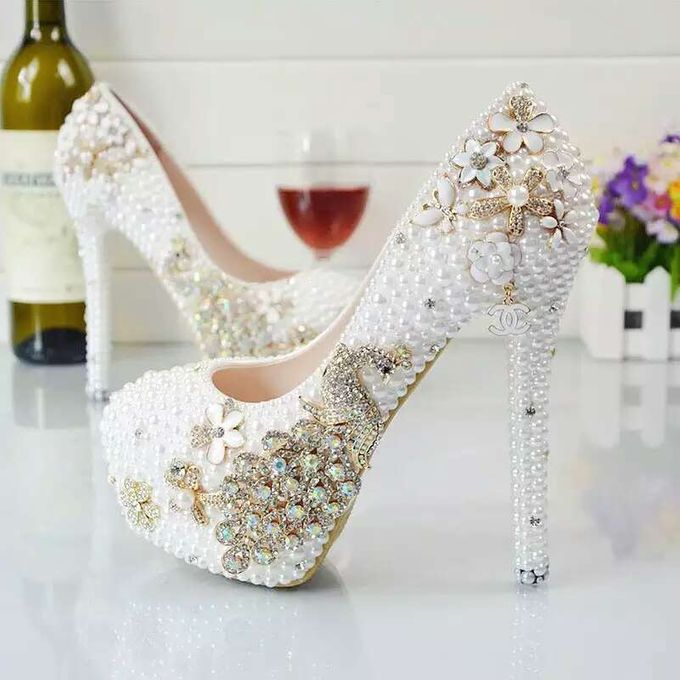WEDDING SHOES by TIANXI TRADING PTE LTD - 020
