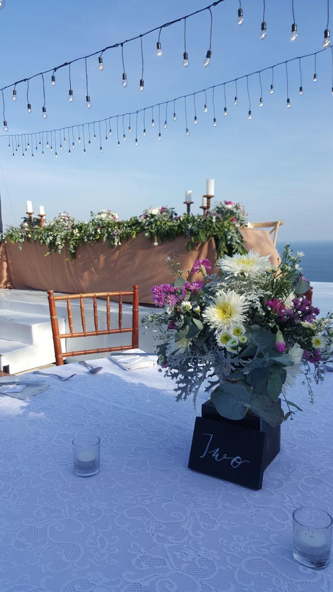 Sunset Garden Party by d'Oasis Florist & Decoration - 016