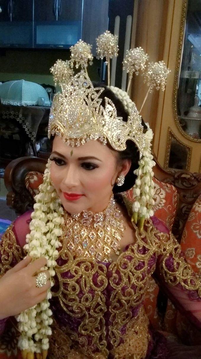 A Dream Come True Wedding by Sanggar Rias Pengantin Shanti Chaidir - 007