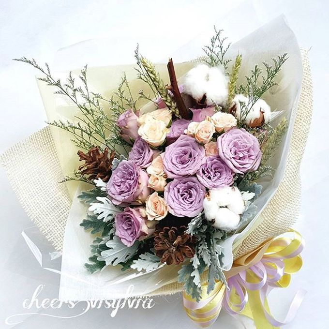 Gift Bouquet  by visylviaflorist - 013