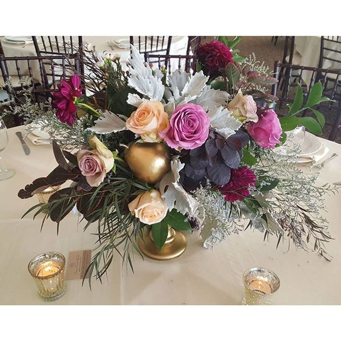 Fall 2015 by Esmae Event Floral Design - 002