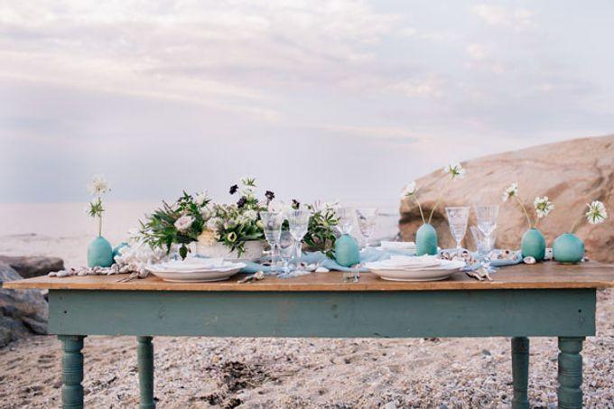 Montauk Wedding by Through The Veil - 002