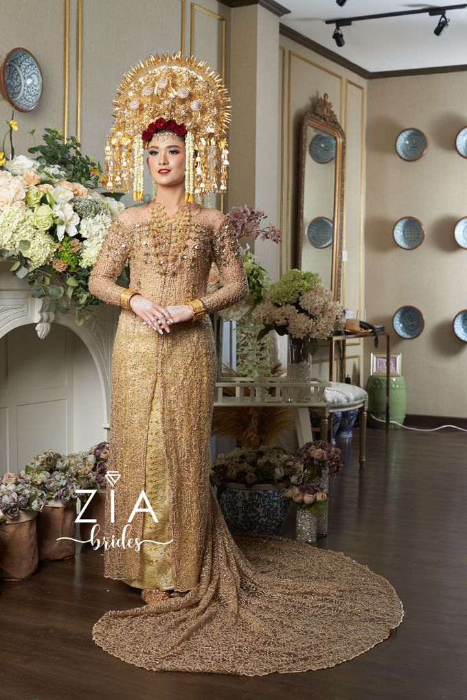 Minang by Zia Brides Make Up Artist & Kebaya - 004