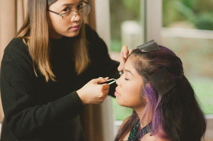 Glenn-Coco Nunis Wedding by Paoie Minerales Hair & Makeup - 004