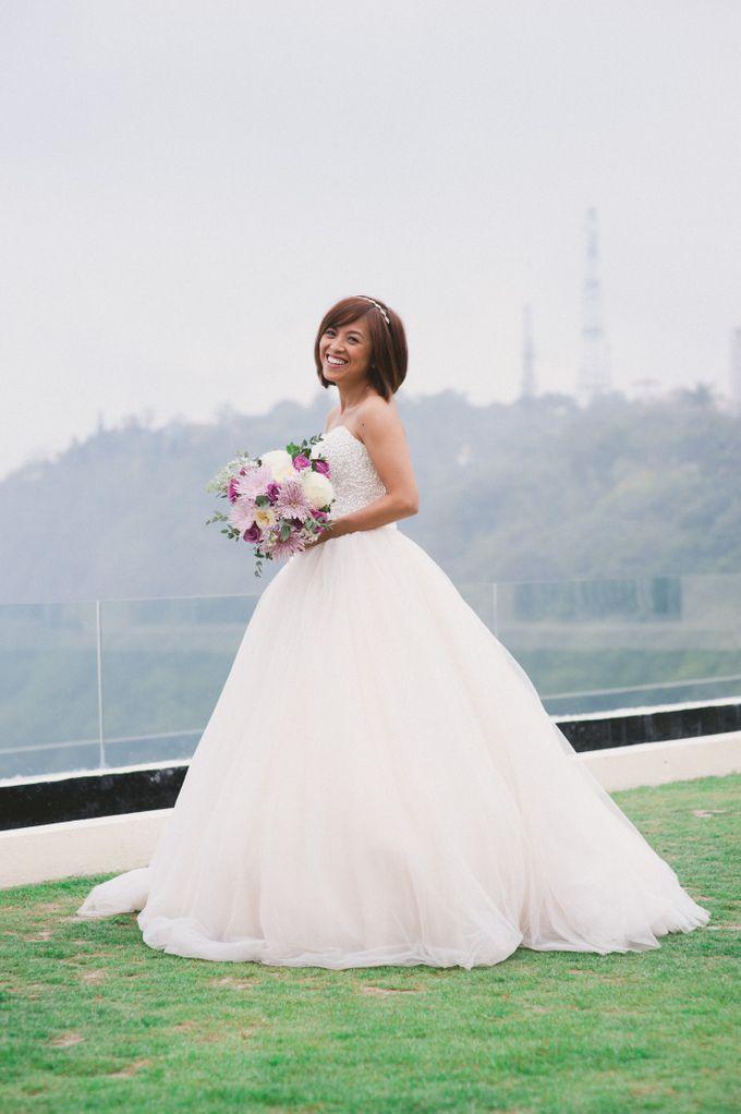 Glenn-Coco Nunis Wedding by Paoie Minerales Hair & Makeup - 009
