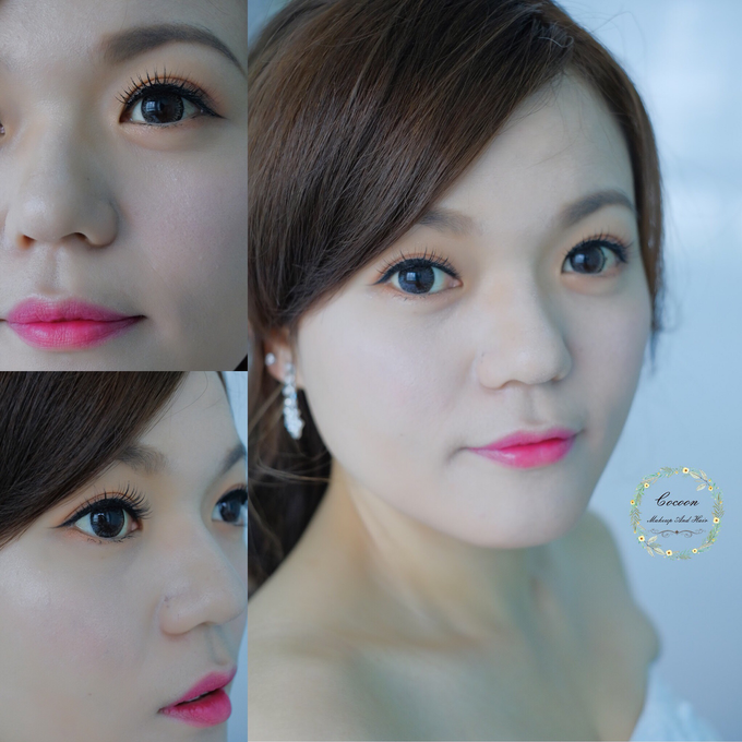 Ferine AD by Cocoon makeup and hair - 006