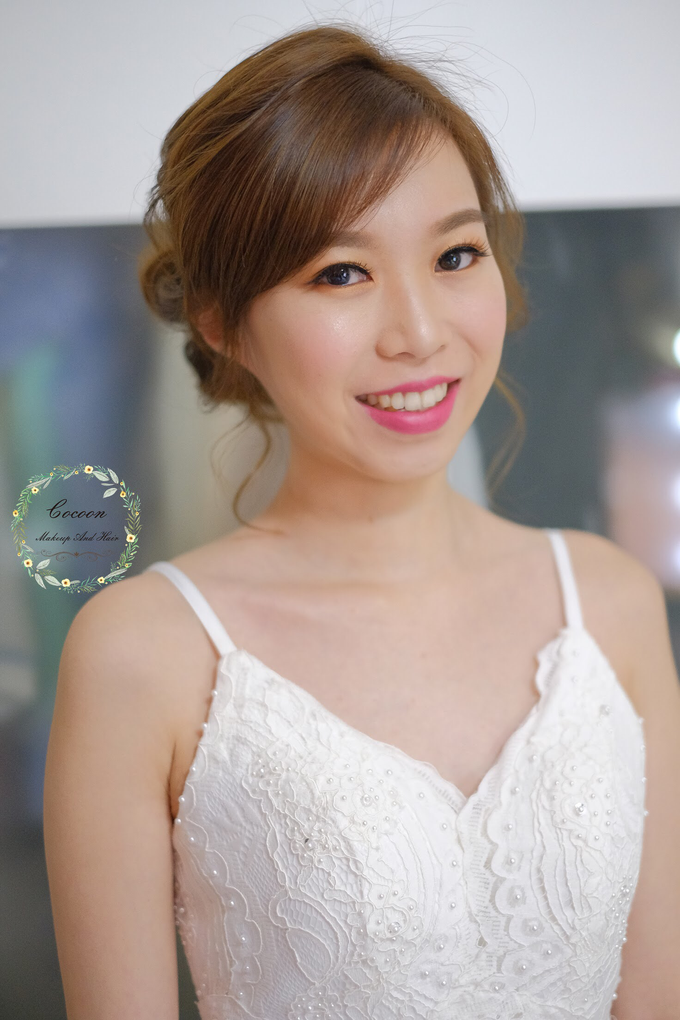Bride Qingyu by Cocoon makeup and hair - 002