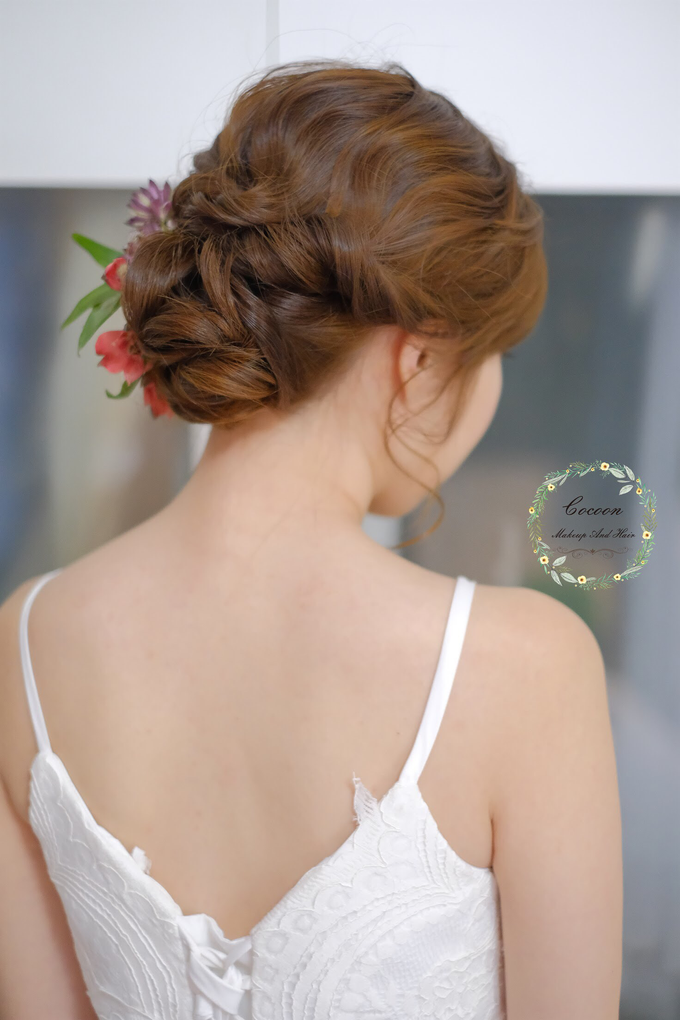 Bride Qingyu by Cocoon makeup and hair - 003