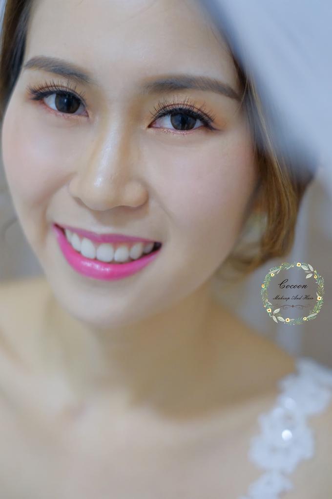 Bride Hui Yang  by Cocoon makeup and hair - 005