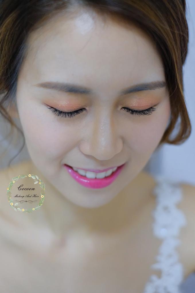 Bride Hui Yang  by Cocoon makeup and hair - 013