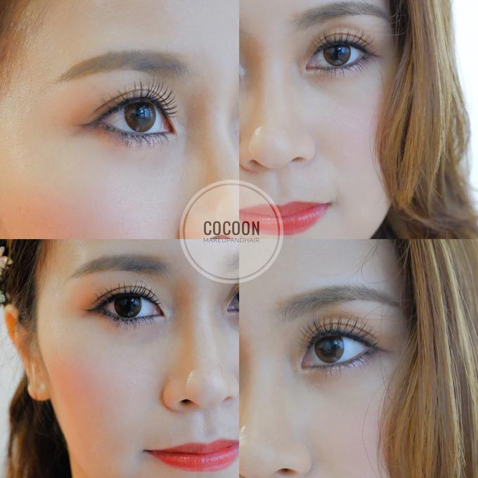 Bride Hui Yang  by Cocoon makeup and hair - 018