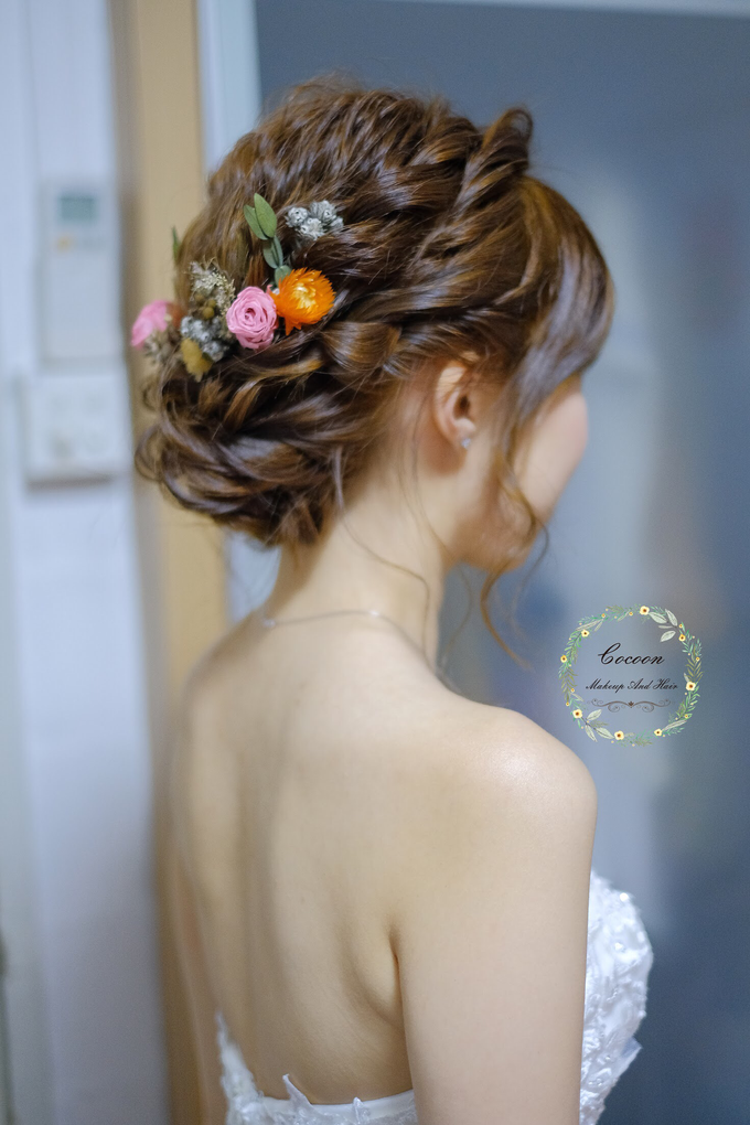Bride Qingyu by Cocoon makeup and hair - 007