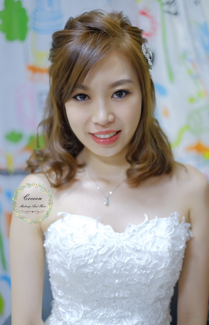 Bride Qingyu by Cocoon makeup and hair - 014
