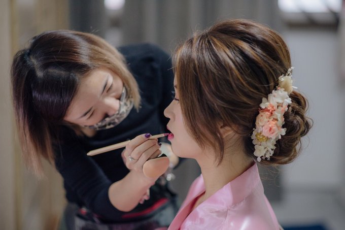 Hui Yang AD by Cocoon makeup and hair - 001
