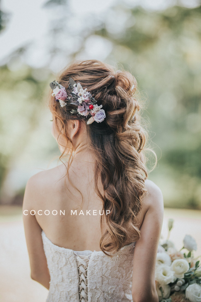 Ling Wei by Cocoon makeup and hair - 002