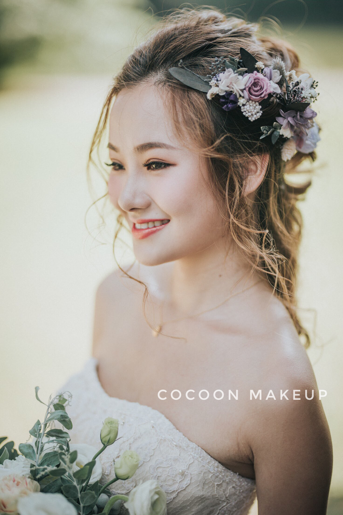 Ling Wei by Cocoon makeup and hair - 004