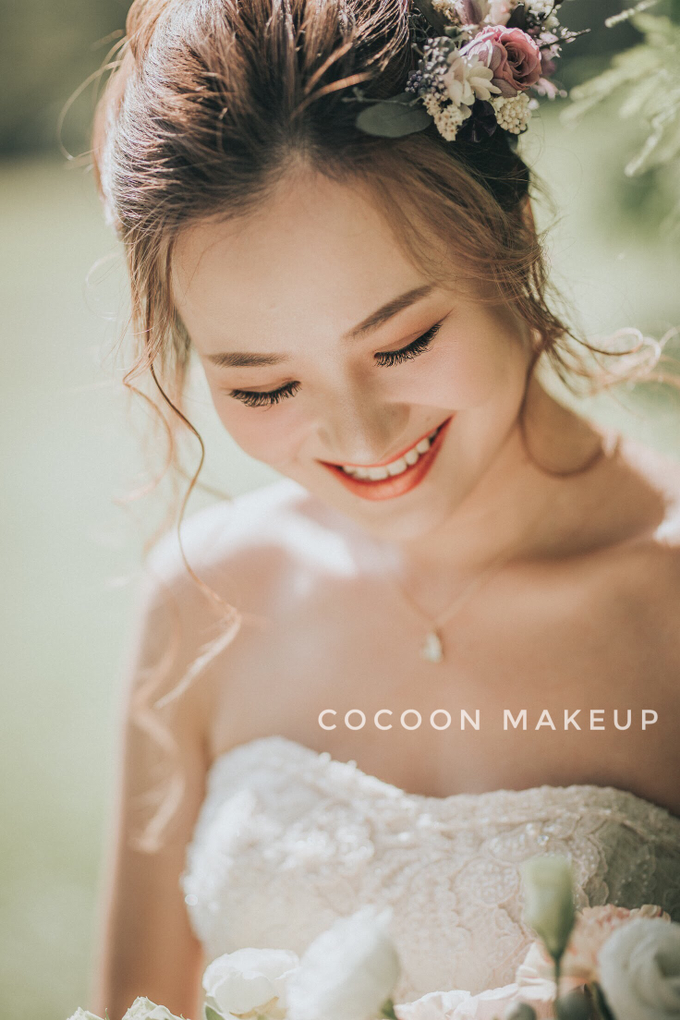 Ling Wei by Cocoon makeup and hair - 005