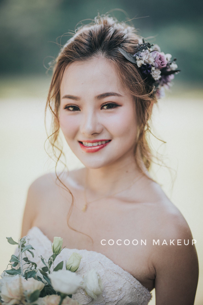 Ling Wei by Cocoon makeup and hair - 006