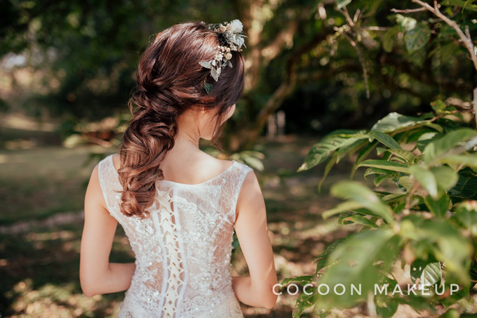 Samantha  by Cocoon makeup and hair - 001