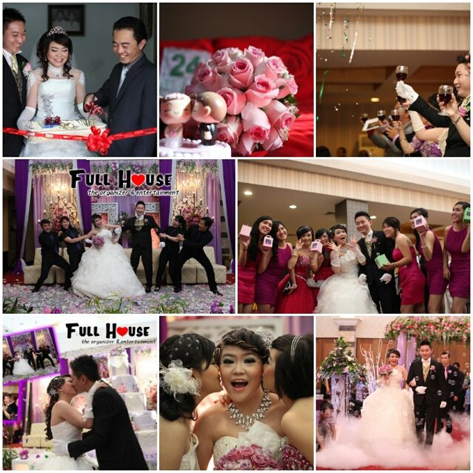 the wedding of Rudy & Yolin - 26 Oktober 2012 by Full House the organizer & entertainment - 001