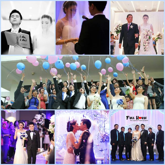 the wedding of Donald & Meliana - 23 Maret 2013 by Full House the organizer & entertainment - 001