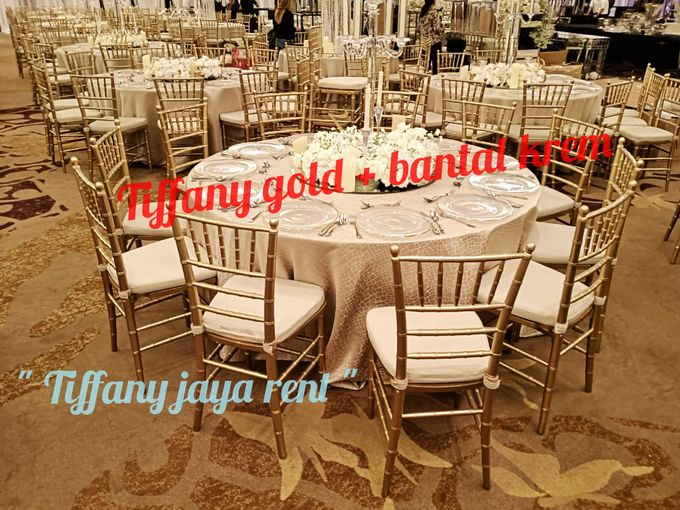 Tiffany Gold Kayu by TIFFANY JAYA RENT-KURSI TIFFANY - 007