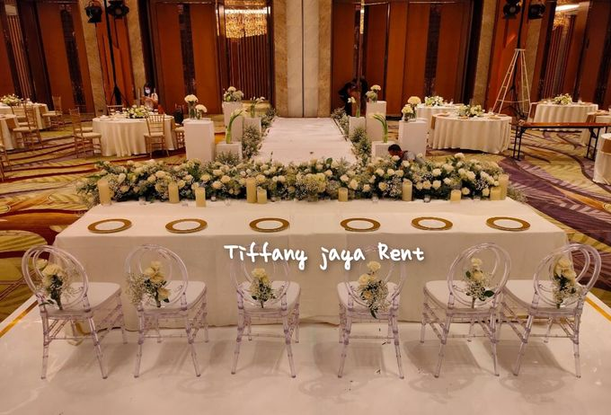 Olivia Chair by TIFFANY JAYA RENT-KURSI TIFFANY - 001