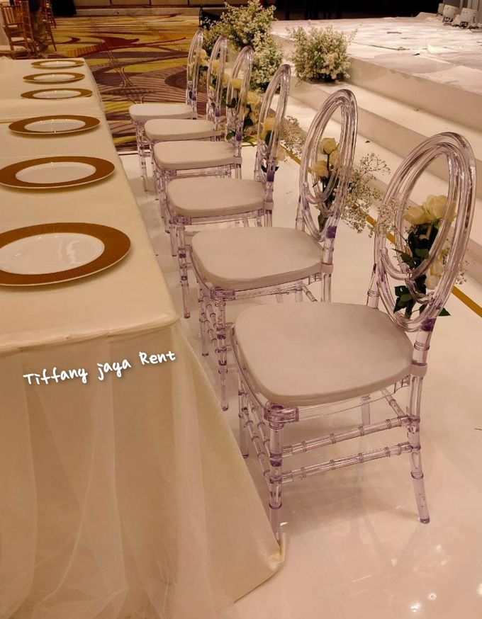 Olivia Chair by TIFFANY JAYA RENT-KURSI TIFFANY - 002