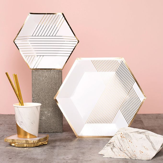 Blanc Collection by Party Modern - 001
