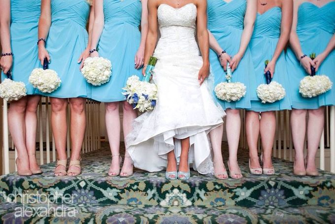 Bridesmaids Galore by Christy Ng Shoes - 001