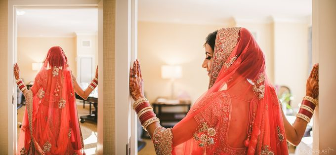 Destination Wedding- Big fat Indian by ColorBlast Weddings - 024