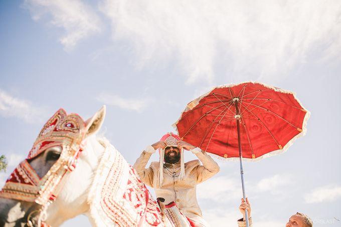 Destination Wedding- Big fat Indian by ColorBlast Weddings - 029
