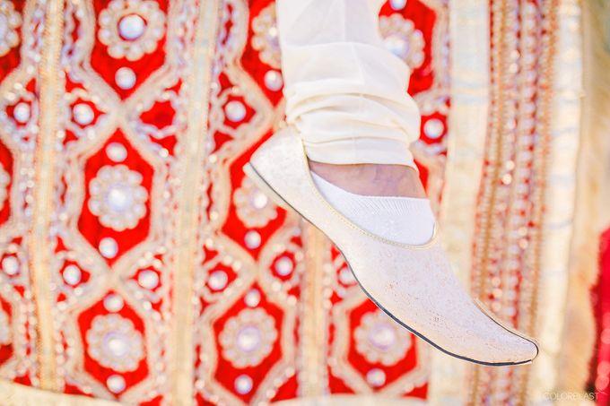 Destination Wedding- Big fat Indian by ColorBlast Weddings - 030
