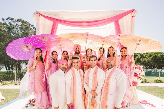 Destination Wedding- Big fat Indian by ColorBlast Weddings - 033