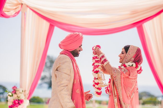 Destination Wedding- Big fat Indian by ColorBlast Weddings - 034