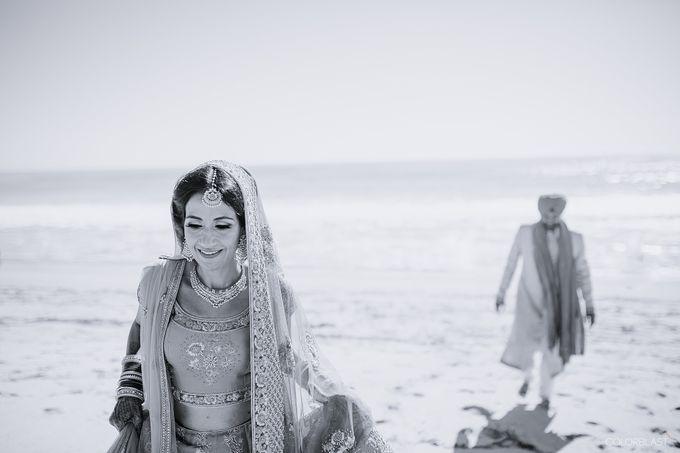 Destination Wedding- Big fat Indian by ColorBlast Weddings - 038