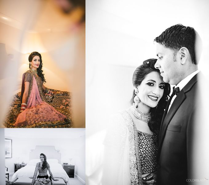 Potraits by ColorBlast Weddings - 017