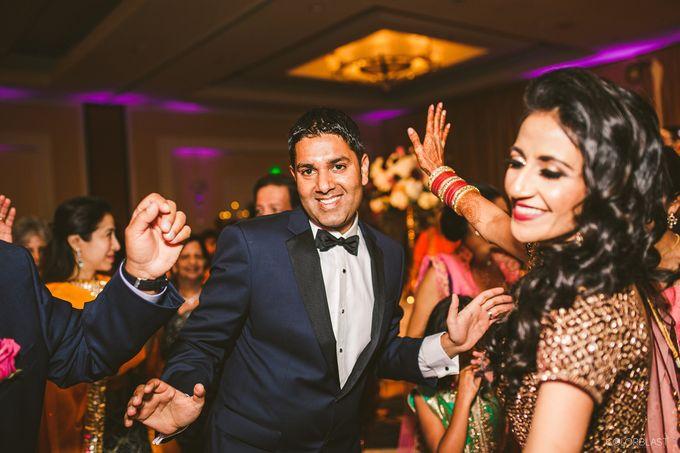 Destination Wedding- Big fat Indian by ColorBlast Weddings - 045