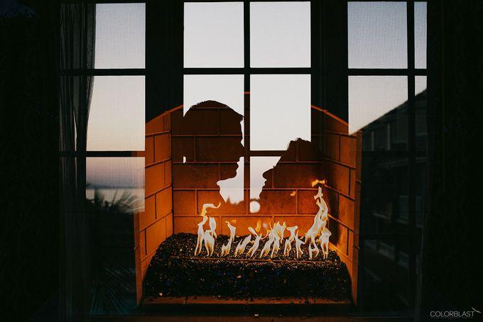 Destination Wedding- Big fat Indian by ColorBlast Weddings - 003