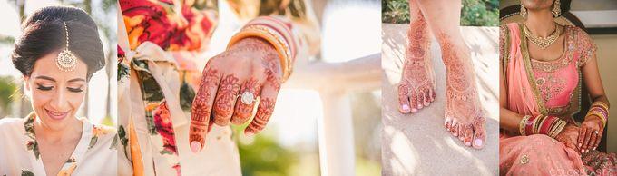 Destination Wedding- Big fat Indian by ColorBlast Weddings - 017