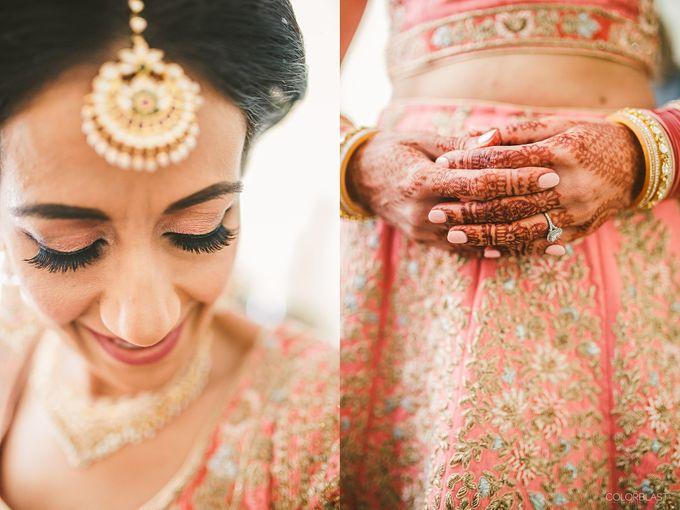 Destination Wedding- Big fat Indian by ColorBlast Weddings - 019